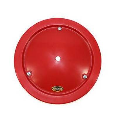 "Dominator Race Products - Dominator Race Products Red Ultimate 15"" Wheel Cover Aero Bassett Weld Real"