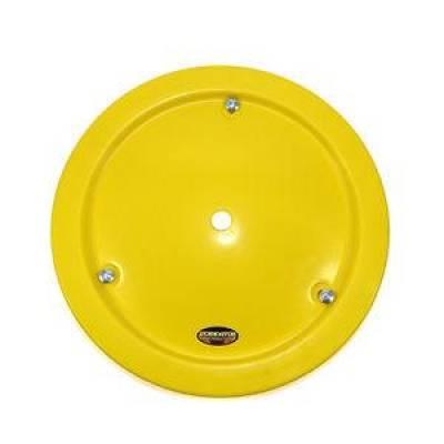 "Dominator Race Products - Dominator Race Products Yellow Ultimate 15"" Wheel Cover Aero Bassett Weld Real"