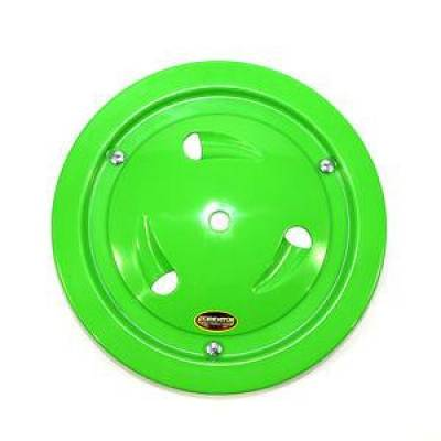 """Dominator Race Products - Dominator Race Products Xtreme Green Vented Ultimate 15"""" Wheel Cover Bassett"""