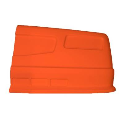 Dominator Race Products - Dominator Race Products Fluorescent Orange SS Street Stock Car Nose Hobby Stock - Image 3