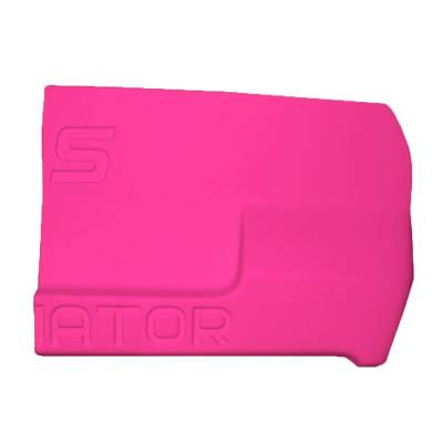 Dominator Race Products - Dominator Race Products Pink SS Street Stock Car Tail Hobby Stock Circle Track - Image 4