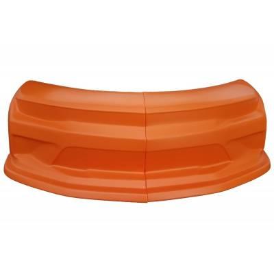 Body Components - Body Panels, Nose Pieces & Components - Dominator Race Products - Dominator Race Products Orange 2019 Camaro SS Stock Car Nose