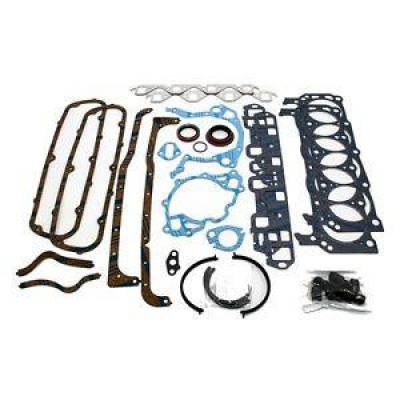 Engine Components & Valvetrain - Engine Gaskets - Fel-Pro Gaskets - Fel Pro 260-1126 Small Block Ford 351W Overhaul Rebuild Gasket Set Kit SBF 75-83