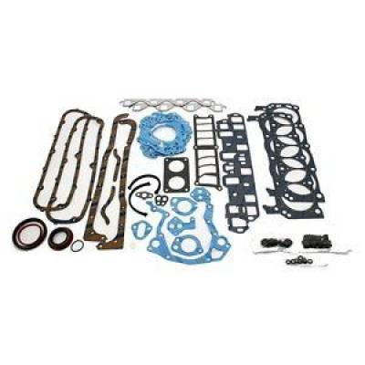 Engine Components & Valvetrain - Engine Gaskets - Fel-Pro Gaskets - Fel Pro 260-1169 Ford Small Block 302 5.0L Overhaul Rebuild Gasket Kit 82-87 SBF