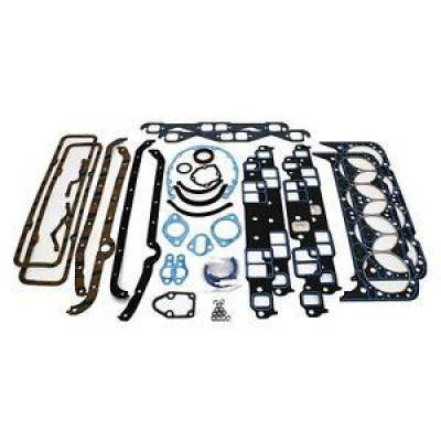 Engine Components & Valvetrain - Engine Gaskets - Fel-Pro Gaskets - Fel Pro 260-3013 Small Block Chevy 305 350 383 HP Competition Gasket Kit SBC