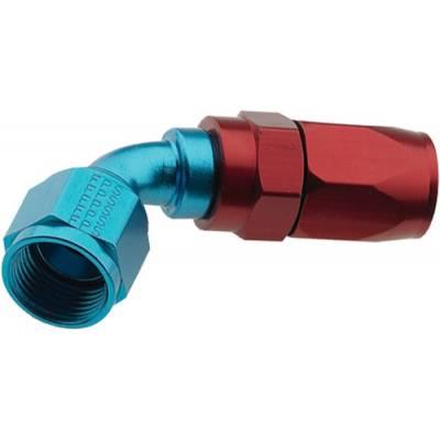 Fittings & Hoses - Fragola - Fragola 226010 10 AN Aluminum 60 Degree Socket Hose Fitting IMCA USRA NHRA