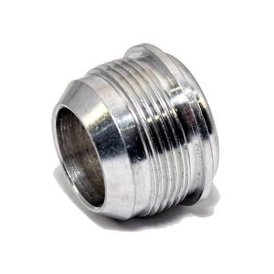 "Fragola - Fragola 499568 -20 AN Male 1.5"" Weld In Aluminum Adapter IMCA USRA NHRA"