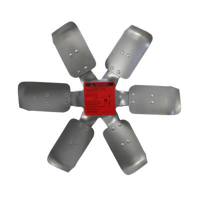"Flex-A-Lite - Flexalite 1117 Heavy Duty Steel Universal 17"" Race Fan Steel Blades Clockwise"