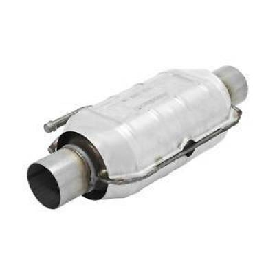 "Headers & Exhaust  - Catalytic Converters, X-Pipes & H-Pipes - Flowmaster - Flowmaster 2250224 225 Universal Catalytic Converter 2.25"" Inlet/Outlet 49-State"