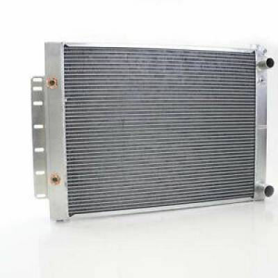"Griffin Thermal Products - Griffin 8-70016-LS Performance Fit Radiator GM ""B"" Body Early LS w/Trans Cooler"