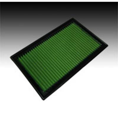 Green Filter USA - Green Filter USA 2019 High Flow Air Filter for Nissan Maxima Xterra Subaru WRX +
