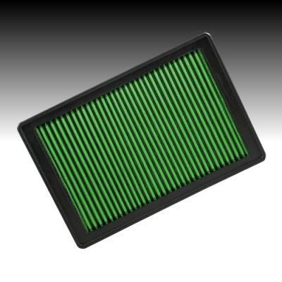 Green Filter USA - Green Filter USA 2075 High Flow Reusable Air Filter Ford Crown Victoria 4.6L