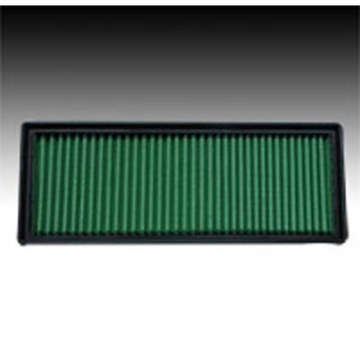 Green Filter USA - Green Filter USA 2247 Single High Flow Reusable Air Filter Mercedes C280 C320