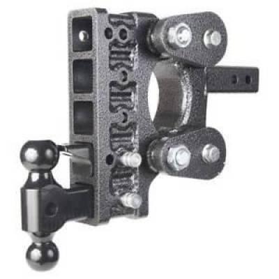 "Trailer, Towing & Winches - GEN-Y Hitch - GEN-Y Hitch GH-1125 2.5"" Class V 16K Torsion Hitch 7.5"" Drop w/Ballmount & Pintle"