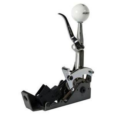 Transmissions, Rearends, & Gears  - Shifters & Components - Hurst - Hurst 3160001 Quarter Stick Automatic Shifter GM 2 Speed Powerglide Transmission