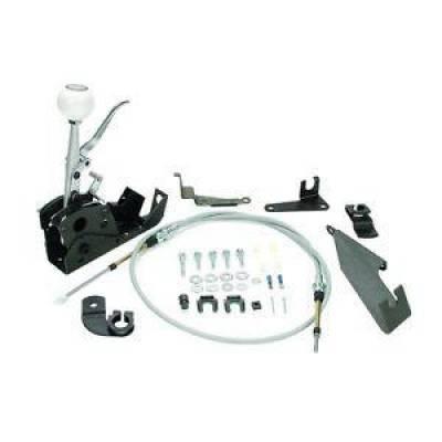 Transmission & Drivetrain - Shifters & Components - Hurst - Hurst 3160014 Quarter Stick Shifter Ford C4 C6 Automatic Transmission Reverse