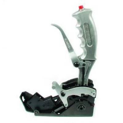 Transmission & Drivetrain - Shifters & Components - Hurst - Hurst 3162001 Pistol Grip Automatic Shifter GM TH-350 TH-400 Reverse Valve Body