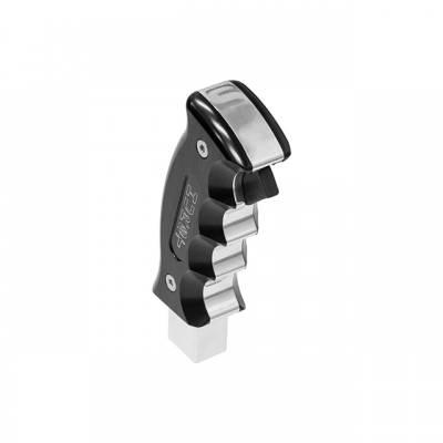 Transmission & Drivetrain - Shifters & Components - Hurst - Hurst 5380437 Billet Pistol Grip Shifter Handle 2015-2018 Challenger Automatic