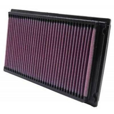 K&N Engineering - K&N 33-2031-2 Drop-In Replacement Air Filter for 1990-2013 Infiniti 2.0 3.0 3.5