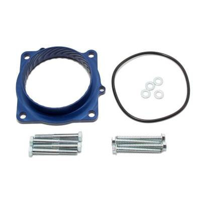 Throttle Bodies - Throttle Body Spacers - JET Performance Products - JET 62139 04-15 Dodge Challenger 5.7L 6.1L Hemi Power-Flo Throttle Body Spacer