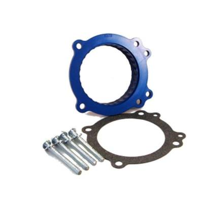 Throttle Bodies - Throttle Body Spacers - JET Performance Products - JET 62173 Powr-Flo Billet Aluminum Throttle Body Spacer Dodge Ram 08-12 4.7L V8