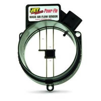 Ignition & Electrical - Engine Management Sensors - JET Performance Products - JET 69116 Powr-Flo Performance Mass Airflow MAF Sensor Buick Lucerne 3.8L 4.6L