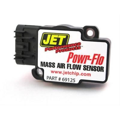 JET 69125 Powr-Flo MAF Mass Air Sensor 07-14 Chevy GMC 4.8L 5.3L 6.0L 6.2L V8