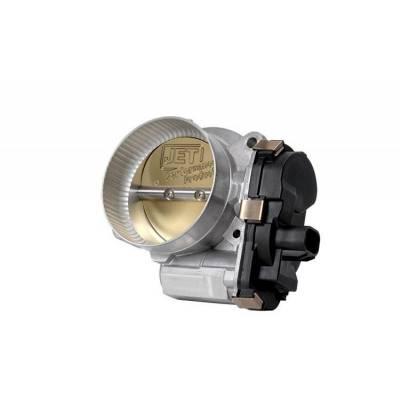Fuel Injection - Throttle Bodies - JET Performance Products - JET 76107 Powr-Flo High Flow Throttle Body 03-07 Chevy Silverado 8.1L Vortec
