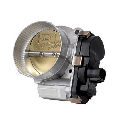 Fuel Injection  - Throttle Bodies - JET Performance Products - JET 76109 Powr-Flo Hi-Flow Throttle Body 2006-2012 Dodge Charger 5.7L 6.1L 6.4L