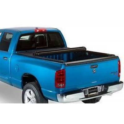 Lund International - 'Lund 96898 Genesis Elite Roll Up Tonneau 2016 Nissan Titan XD 6.7'' Utili-Track'