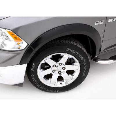 Exterior - Fender Flares - Lund International - Lund SX202T Sport Style 4Pc Textured Truck Fender Flares 1994-2002 Dodge Ram