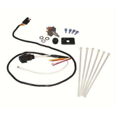 Heating & Air Conditioning - Maradyne - MaraDyne H-5670004 3-Speed Switch Kit & Wiring Harness for H-503012 5000 Heater