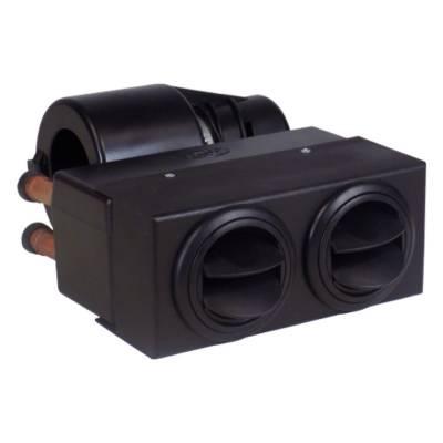 Heating & Air Conditioning - Maradyne - MaraDyne HF-100012 Durango 12 Volt Universal Under-Dash Heater 8 500 BTU 1.9 A