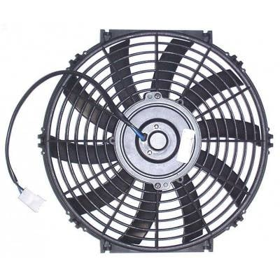 "Cooling - Electric Fans & Components - Maradyne - MaraDyne MC109K Challenger Electric Fan 10"" 90w reversible"