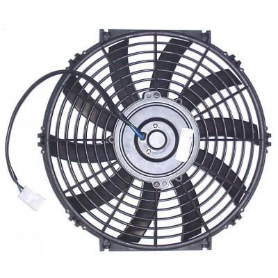 "Cooling - Electric Fans & Components - Maradyne - MaraDyne MC109K Challenger Electric Fan 10"" 90w reversible"