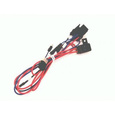 Cooling - Electric Fans & Components - Maradyne - MaraDyne MFA111 Dual Electric Fan Adapter Harness Compatible w/ MFA100 MFA102