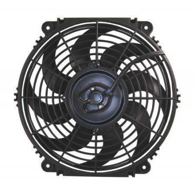 """Cooling - Electric Fans & Components - Maradyne - MaraDyne MP119K Pacesetter Electric Fan 11"""" 90w Reversible 727 CFM 7.7 Amps"""