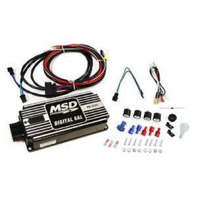 MSD - MSD 64253 High Output 6AL Digital Ignition Box Control Rev Limiter CDI 12 Volt