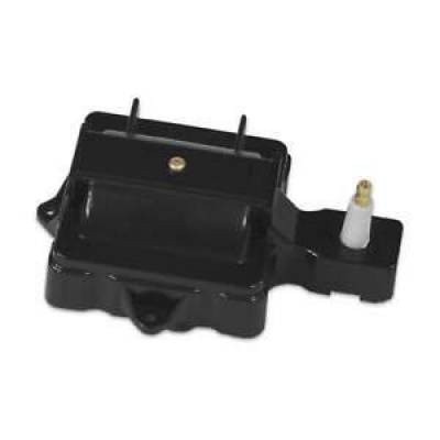 Distributors & Components - Distributor Cap & Rotor - MSD - MSD 8401MSD HEI Modified Cap Coil Adaptor Cover Chevy SBC