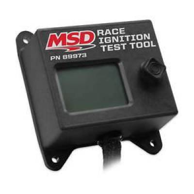MSD - MSD 89973 Race Ignition Test Tool