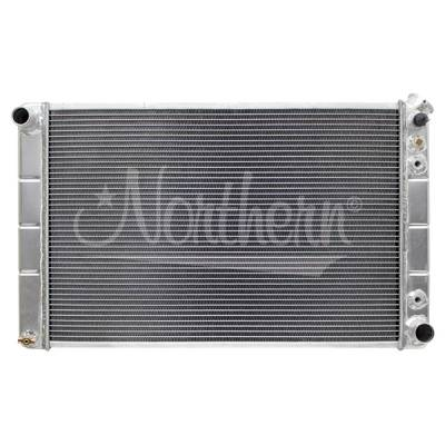 Northern Radiator - Northern 205027 Aluminum Radiator 1965-1990 Chevy Caprice Impala w Auto Trans