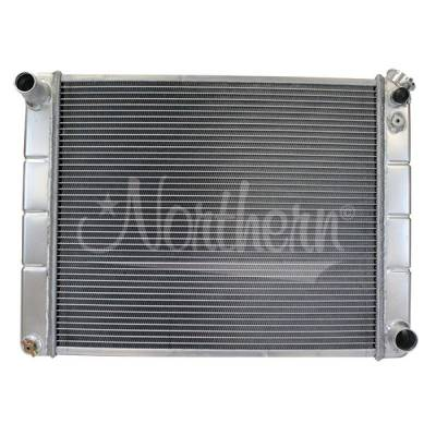 Northern Radiator - Northern 205057 Direct-Fit Aluminum Radiator 1979 -1990 GM Impala Caprice w M/T