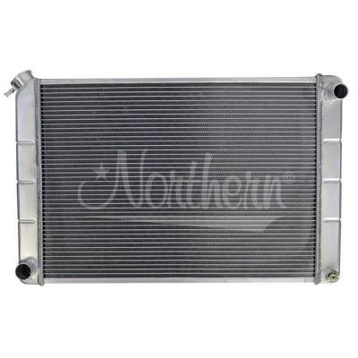 Northern Radiator - Northern 205058 1980-1993 Ford Thunder Bird Crossflow All Aluminum Radiator M/T