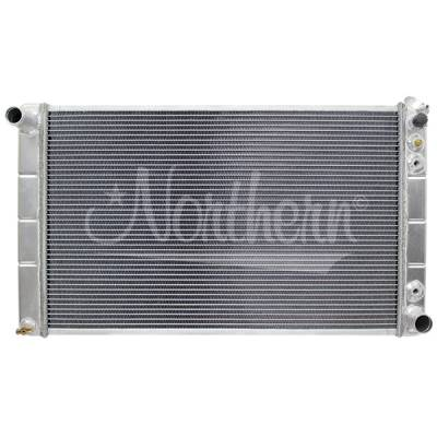 Northern Radiator - Northern 205060 Pontiac 70-81 Firebird & Trans Am Aluminum Radiator w Auto Trans