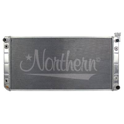 "Northern Radiator - Northern 205069 Aluminum Radiator 88-93 Chevy GMC C/K Pickup K5 Blazer 34"" Core"