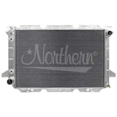 Northern Radiator - Northern 205123 Aluminum Radiator 85-97 Ford Bronco F150 F250 Truck 5.8L 5.0L