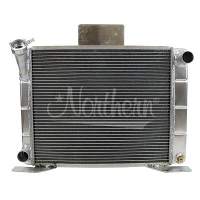 Northern Radiator - Northern 205138 Aluminum Radiator 82-94 Ford Ranger V8 Engine Conversion Swap