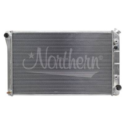 Northern Radiator - Northern 205179 All Aluminum Radiator 67-72 Chevy GMC Pickup Truck w/ Auto Trans