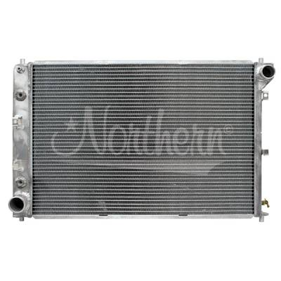 Northern Radiator - Northern 205181 Aluminum Crossflow Radiator 97-04 Ford Mustang w A/T 3.8L 4.6L