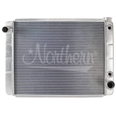 Northern Radiator - Northern 209614 Aluminum Radiator Chevy GM 28 X 19 With Transmission oil cooler